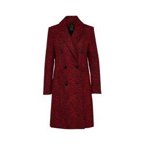 DRYKORN Přechodný kabát 'COVENTRY'  červená / černá
