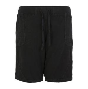 Zizzi Kalhoty  černá