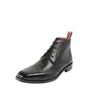 MELVIN & HAMILTON Kotníkové boty 'Jeff 7'  černá