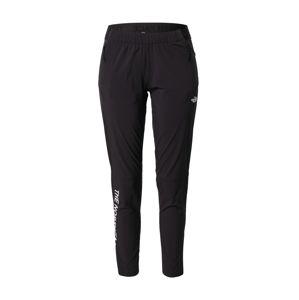 THE NORTH FACE Outdoorové kalhoty 'Varuna'  bílá / černá