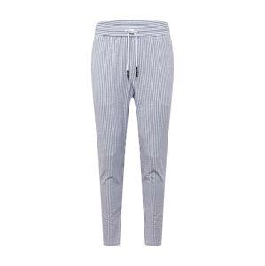 Only & Sons Kalhoty 'LINUS'  námořnická modř / bílá