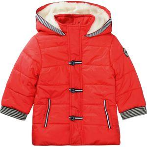 STACCATO Zimní bunda 'Kn.-Jacke'  červená / černá