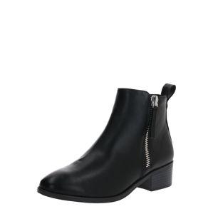 Dorothy Perkins Kotníkové boty 'MAREN'  černá
