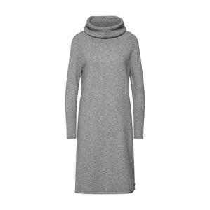 Marc O'Polo Úpletové šaty  šedá