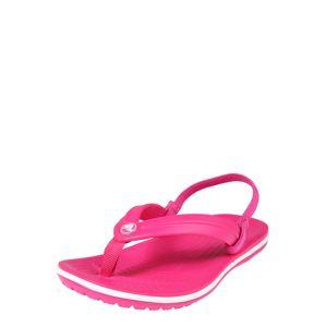 Crocs Otevřená obuv 'Crocband Strap Flip K'  pink