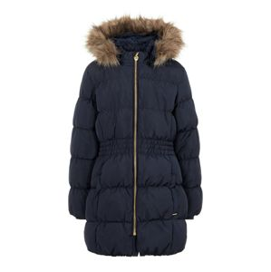 NAME IT Zimní bunda  tmavě modrá