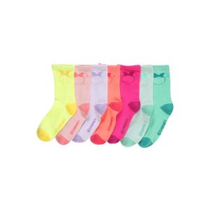 GAP Ponožky  žlutá / pink / zelená / modrá / červená