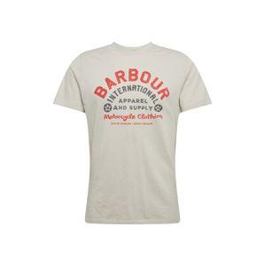 Barbour International Tričko  bílá