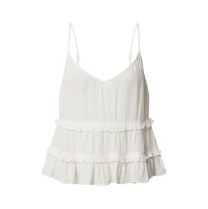 Miss Selfridge Top 'IVORY TIER CAMI TOP'  slonová kost