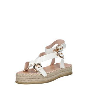 Raid Páskové sandály 'KOENA'  bílá