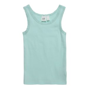 GAP Top 'CLUNY LACE TANK'  modrá