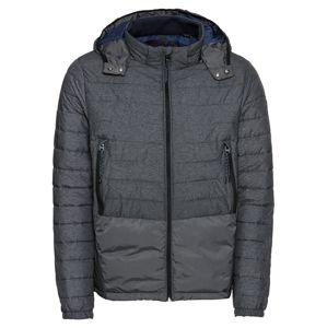 SCOTCH & SODA Zimní bunda  tmavě šedá