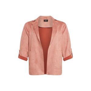 Zizzi Přechodná bunda  růžová