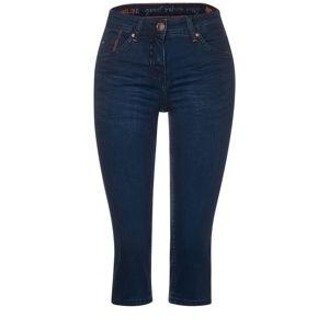 CECIL Kalhoty  tmavě modrá