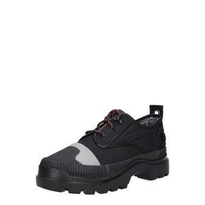 DIESEL Sportovní šněrovací boty 'D-Vaiont DBS'  černá