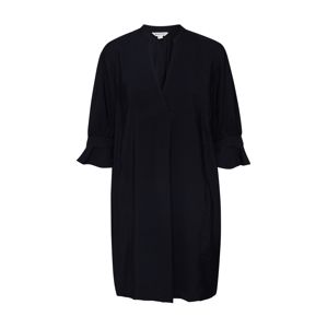 Whistles Košilové šaty 'SONIA FRILL '  černá