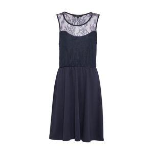 VERO MODA Šaty  noční modrá