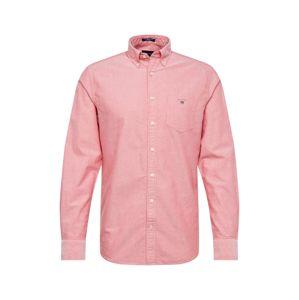 GANT Košile 'The Oxford Shirt BD'  červená