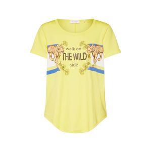Rich & Royal Tričko  žlutá / mix barev