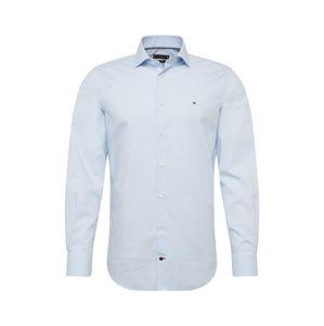 Tommy Hilfiger Tailored Košile  bílá / světlemodrá