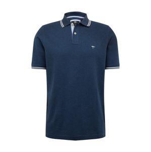 FYNCH-HATTON Tričko  námořnická modř