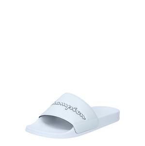 Champion Authentic Athletic Apparel Plážová/koupací obuv  bílá / námořnická modř