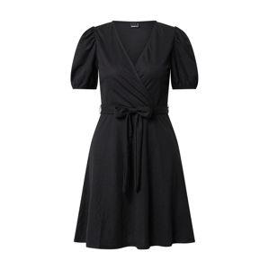 Gina Tricot Letní šaty 'Wanja'  černá