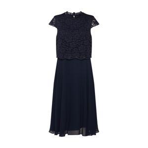 Esprit Collection Koktejlové šaty  námořnická modř