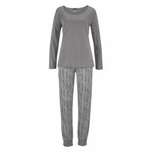 BUFFALO Pyžamo  šedá