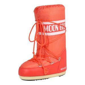 MOON BOOT Sněhule  pink / oranžová