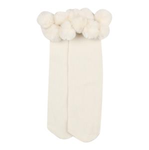 Swedish Stockings Ponožky 'Ebba'  slonová kost