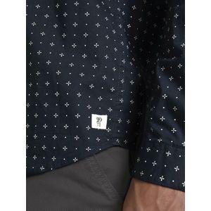 TOM TAILOR DENIM Košile  námořnická modř